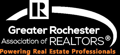 Greater Rochester Association of Realtors Mobile Logo