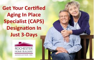 Get Your Certified Aging In Place Specialist Designation