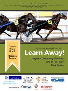 Regional Continuing Education at Tioga Downs