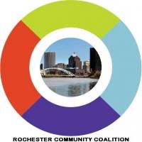 Rochester Community Coalition logo