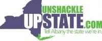 Unshackle Upstate logo