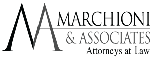 Marchioni and Associates Law Firm Logo