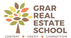 GRAR REAL ESTATE SCHOOL logo