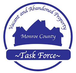 Monroe County Vacant and Abandoned Property Task Force logo