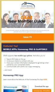 New Member Guide Issue #5